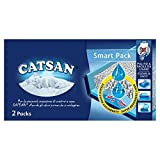 Catsan Smart Pack Katzenstreu 2 Pack