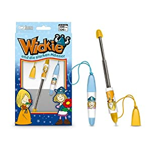 "Nintendo DS/DS Lite/DSi/DSi XL – Magic Stylus ""Wickie"""