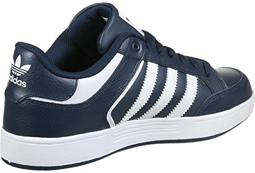 adidas Varial Low, Baskets Basses Homme, Mehrfarbig Bleu