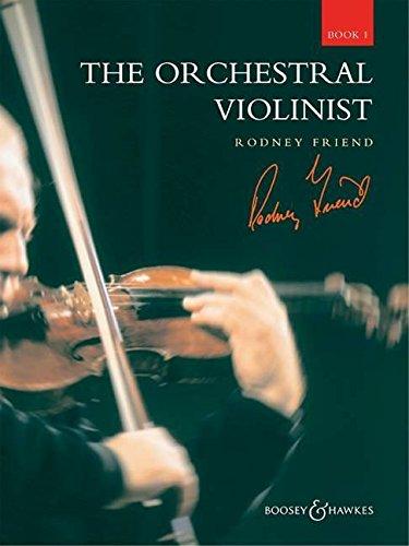 The Orchestral Violinist Vol. 1 Violon