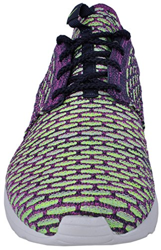 Nike Lunarglide 6, Herren Laufschuhe - DRK OBSDN/DRK OBSDN-FCHS FLSH