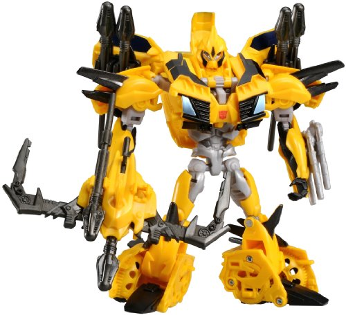Unbekannt Transformers Go G14 Hunter Bumblebee Figure Takara Tomy Japan (japan import)