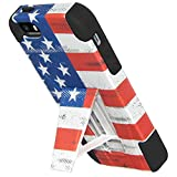 """Best Amzer iPhone 5 Cases - AMZER """"USA American Flag Grunge Stars Strips"""" Double Review"""