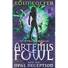 Artemis Fowl and the Opal Deception: 4