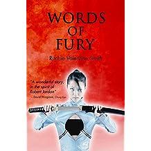 Words of Fury (Words of Power series Book 2)