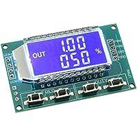 PWM Frecuencia de impulsos Ciclo de trabajo Generador de señal de onda rectangular ajustable