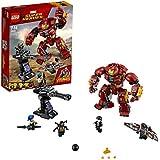 Lego Marvel Super Heroes - Avengers - Le Combat de Hulkbuster - 76104 - Jeu de Construction
