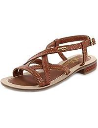 s.Oliver Damen 28120 Offene Sandalen mit Keilabsatz
