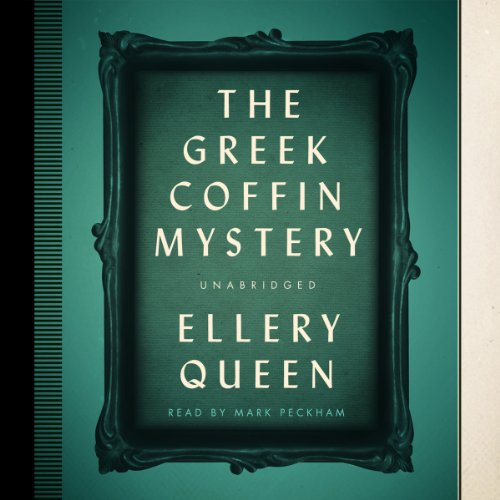 The Greek Coffin Mystery  Audiolibri