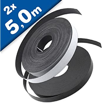 fliegengitter magnetband magnetstreifen selbstklebend 12. Black Bedroom Furniture Sets. Home Design Ideas