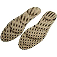 sourcing map 1 Paar Schwamm Damen Arch Unterstützung Insert Einlegesohle Schuhe Pad Kissen #6 preisvergleich bei billige-tabletten.eu