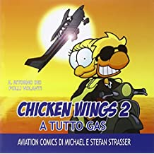 A tutto gas. Chicken wings: 2