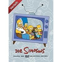 Die Simpsons - Season 1