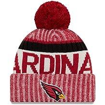 New Era - Arizona Cardinals - Beanie - Nfl Sideline 2017 - Red