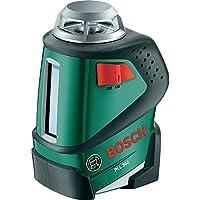 Bosch 0603663001 Nivel láser, 1.5 V, Negro, Verde