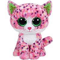 TY - Beanie Boos Sophie, gato, 23 cm, color rosa (United Labels Ibérica 37054TY)