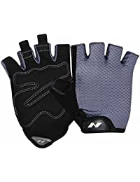 Nivia Python Sports Gloves, Large (Black)