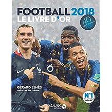 Livre d'or du football 2018
