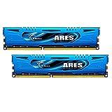 G.Skill Ares Arbeitsspeicher 16GB (1866MHz, 240-polig, CL10, 2x 8GB) DDR3-RAM Kit