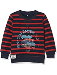 NAME IT Baby-Jungen Sweatshirt Nitlight Sweat Box Mz Ger