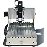 TEN-HIGH 3020 CNC router engraver with 4th axis A axis, Engraving Drilling/Milling Machine, Ready to Use!