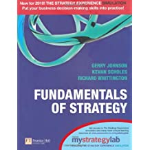 Fundamentals of Strategy with MyStrategyLab