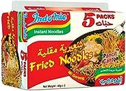 Indomie Fried Noodles, 5 x 80 gm