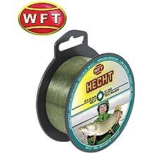 Zander /& Forellen Vorfachmaterial Monofile Schnur Vorfachschnur zum Spinnangeln auf Barsche Spro Freestyle Fluorocarbon 15m