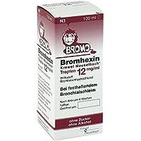 Bromhexin Krewel Meuselb.tropfen 12mg/ml 100 ml preisvergleich bei billige-tabletten.eu