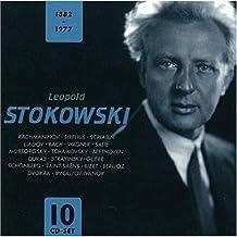 Leopold Stokowski conducts: Rachmaninov, Bach, Wagner, Dvořák, ...