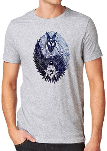League of Legends Kindred The Eternal Hunter Shirt Custom Made T-shirt (XL)