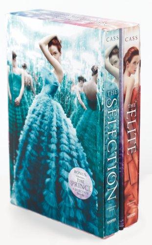 Buchseite und Rezensionen zu 'The Selection Series Boxed Set' von Kiera Cass