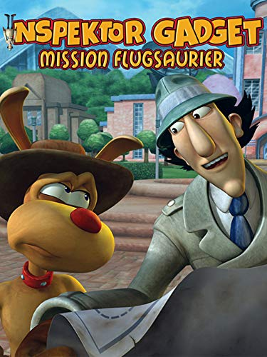 Inspektor Gadget Mission Flugsaurier Gadgets Ei