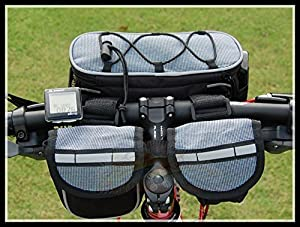 Bike Bicycle Cycling Handlebar Bag