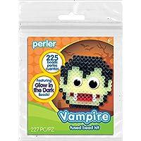 Perler Beads 80-72271 Vampire - Kit de actividades con cuentas fusionadas (80-72271),
