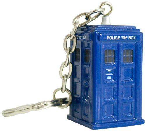 Bluw Doctor Who Druckguss Schlüsselanhänger Tardis