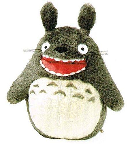 Plüschfigur - Kuscheltier - Totoro - 28 x 25 x 20 cm (Chihiro Kostüm Chihiros Reise Ins Zauberland)