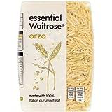 Essential Waitrose Orzo 500g
