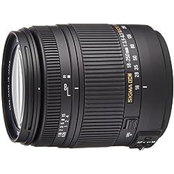 Sigma Objectif Macro 18-250 mm F3,5-6,3 DC OS HSM - Monture Sony