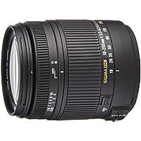 Sigma 18-250 mm F3,5-6,3 DC Macro OS HSM Objektiv (62 mm Filtergewinde, für Sony Objektivbajonett)