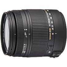 Sigma 883962 - Objetivo para Sony/Minolta (distancia focal 18-250mm, apertura f/6,3-22, zoom óptico 2.9x,) color negro