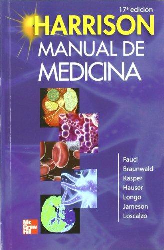 Harrison manual de medicina linea