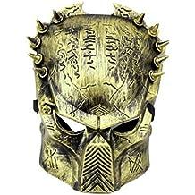 Masque Alien Vs Predator Couleur Bronze Man And Woman - solutions de haute activité