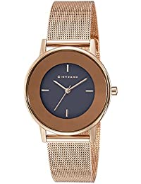 Giordano Analog Blue Dial Women's Watch-A2052-77
