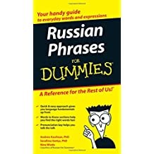 Russian Phrases For Dummies (For Dummies Series)