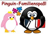 Pinguin-Familienspaß! / Geburtstagskalender (Wandkalender 2018 DIN A2 quer): Die lustige Cartoon-Familie in einem Kalender (Geburtstagskalender, 14 ... [Kalender] [Apr 01, 2017] Stanzer, Elisabeth