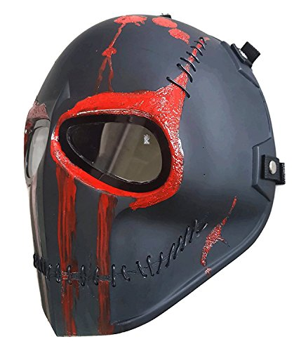 Softair Maske Army of Two schutzausrüstungen Outdoor Sport Fancy Party Masken BB Gun