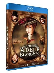 Les Aventures extraordinaires d'Adèle Blanc-Sec [Blu-ray] [Import italien]