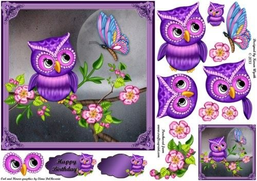 pretty-gufo-motivo-flutter-by-karen-wyeth