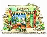 Gyhjnk Jardín De Frutas Tienda De Flores Sala De Música Té De Leche Tienda De Sushi Casa De Café Pintura Por Números Pintura De Lona Digital Para La Decoración Del Hogar